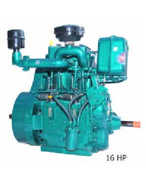 Single Cylinder Air Cooled Engine 02