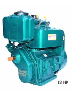 Single Cylinder Air Cooled Engine 04