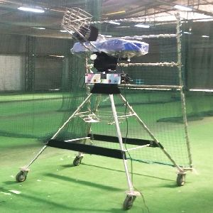 GABM-004 Cricket Bowling Machine LEAGUE MH+ (Most Popular Professional Machine)