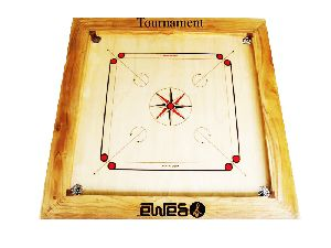 GACB-002 Carrom Board Tournament with Natural Border