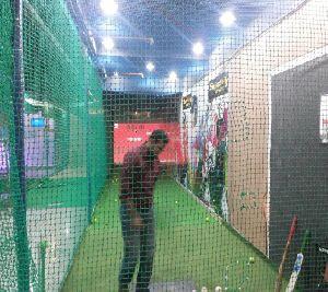 GAM-0032 Cricket Simulator Pace Batter 3W