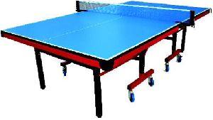GATT-001 Table Tennis Table Hurricane with Wheels 1