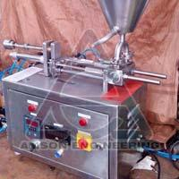 Semi Automatic Syringe Filling Machine