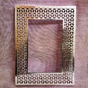 Decorative Metal Photo Frame