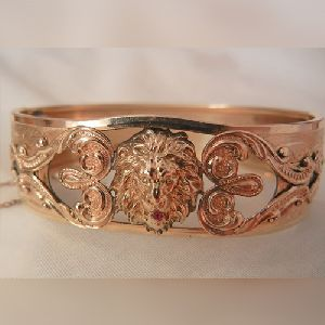 Etched Metal Bangles 02