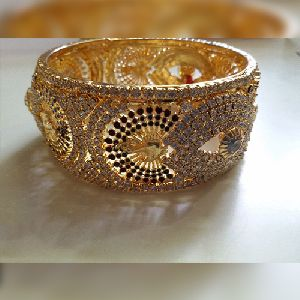 Etched Metal Bangles 03