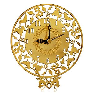 Metal Wall Clocks 02