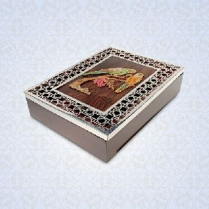 Wedding Invitation Card Box 01