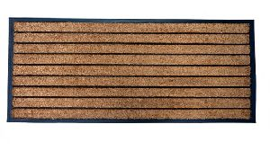 GERC107 rubberised coir mat