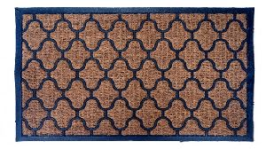 GERC117 rubberised coir mat