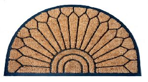 GERC102 rubberised coir mat