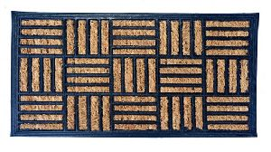 GERC112 rubberised coir mat