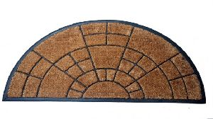 GERC105 rubberised coir mat