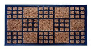 GERC120 rubberised coir mat