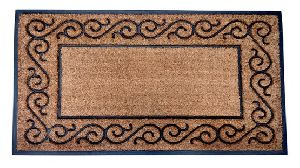 GERC111 rubberised coir mat