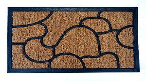 GERC115 rubberised coir mat