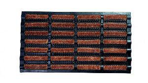 GERC124 rubberised coir mat