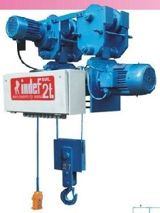 Industrial Electrical Hoists