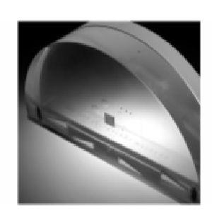 TOMOPHAN® PHANTOM ‐ for digital breast tomosynthesis (DBT) imaging