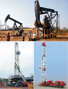 OIL Well Stimulation Equipment