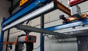 Aluminium Crane System