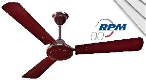 Brown RPM Ceiling Fan