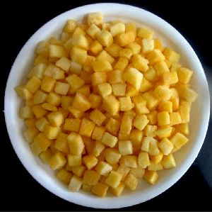 Frozen Totapuri Mango Chunks
