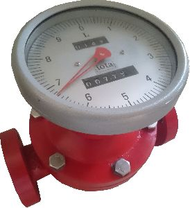Oval Gear Chemical Flow Meter