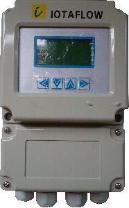 Smart Electromagnetic Water Flow Meter