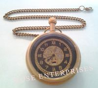 Antique Nautical Pocket Watch