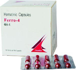 Haematinic Medicines