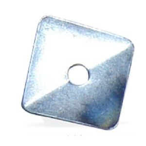 Square Bend Washers