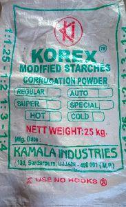 Corrugation Powder