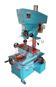 25mm Cap. Milling Cum Drilling Machines