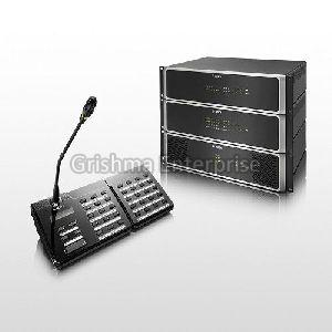Bosch Public Address System