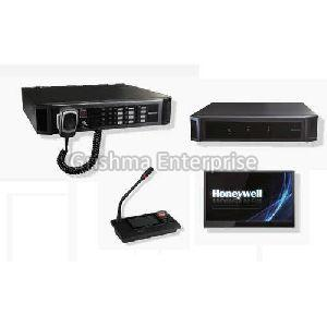 Honeywell Public Address System