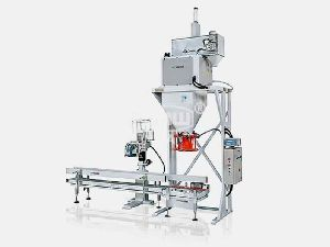 Automatic Weighing & Bagging Machine