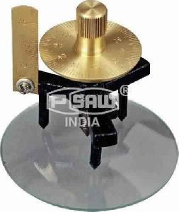 Disc Type Spherometer