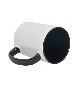 Sublimation Black Inner Color Mug