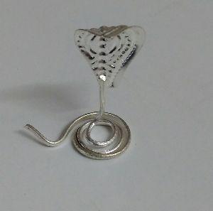Silver Plated Naga Sarpam
