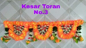 Artificial Flowers Toran 07