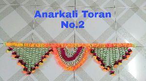 Artificial Flowers Toran 09