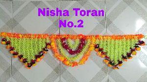 Artificial Flowers Toran 17
