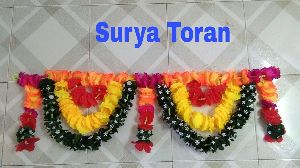 Artificial Flowers Toran 23