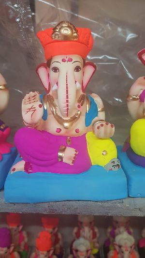 Eco Friendly Ganesh Idols 03
