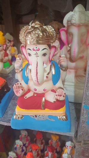 Eco Friendly Ganesh Idols 05