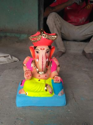 Eco Friendly Ganesh Idols 18