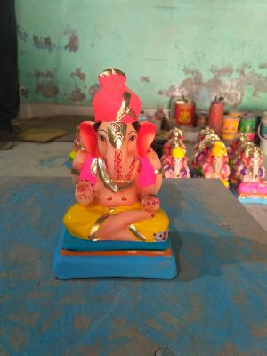 Eco Friendly Ganesh Idols 21