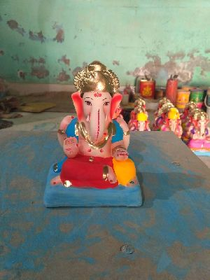 Eco Friendly Ganesh Idols 23