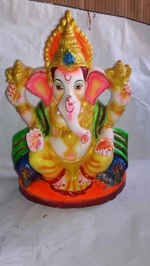 Eco Friendly Ganesh Idols 28